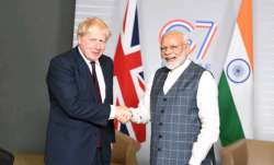 PM Modi congratulates British PM Boris Johnson on 'thumping