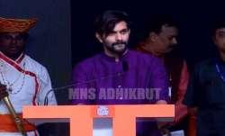 Maharashtra Navnirman Sena (MNS) chief Raj Thackeray's son Amit Thackeray has also been inducted int