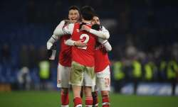 Premier League: 10-men Arsenal fight back for 2-2 draw against rivals Chelsea