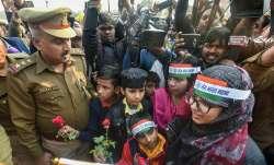 Clock Tower, Lucknow Clock Tower, Clock Tower protest, Lucknow Clock Tower protest, anti CAA protest