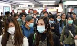 Coronavirus China Wuhan
