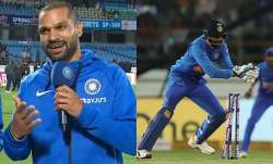 Shikhar Dhawan impressed with KL Rahul's wicketkeeping