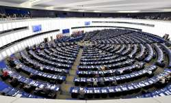 Inside the EU Parliament (representative image)