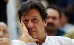 Pakistan PM Imran Khan