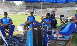 How's the Josh? Team India kick-starts practice session ahead of first T20I in Auckland