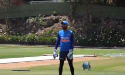 IND vs NZ | KL Rahul on duty: New Indian glovesman keeps to Navdeep Saini and Jasprit Bumrah in nets
