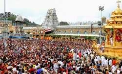 Karnataka to build Rs 200 crore pilgrim complexes and marriage hall at Tirumala