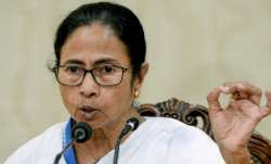 A file photo of West Bengal chief minister Mamata Banerjee