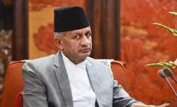 Foreign Minister of Nepal, Pradeep Kumar Gyawali