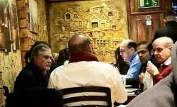Ex-Pak PM Nawaz Sharif's UK restaurant pic goes viral;