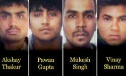 Nirbhaya case: Prosecution tells court Tihar jail supplied all documents sought by convicts' lawyer