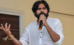 A file photo of actor-politician Pawan Kalyan