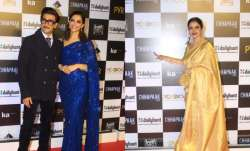 Deepika Padukone and Meghna Gulzar hosted the special