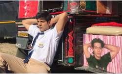 Kartik Aaryan as Love Aaj Kal's Raghu poses like Salman Khan in latest picture. Seen yet?