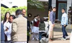 A bevy of Bollywood celebrities including Amitabh Bachchan,