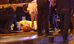 'Saw people drop to the ground': 1 dead, 7 injured in downtown Seattle mass shooting