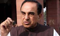 Shocking that Azad Hind Fauj veterans will not be part of R-Day parade: Subramanian Swamy