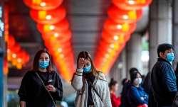 Passengers at an airport in China (representative image)