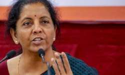 Economy not in trouble; green shoots visible: Nirmala Sitharaman