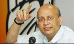 A file photo of Congress leader Abhishek Manu Singhvi