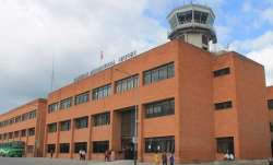 Nepal's Tribhuvan Airport shuts for an hour after fire