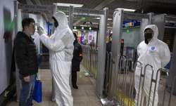 594 fresh coronavirus cases in South Korea, global death toll over 2000