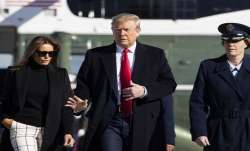 Indian American official in Trump's entourage strikes an