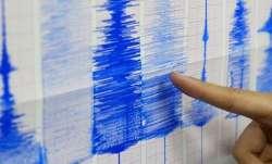 Mild tremors felt in Assam, Meghalaya, Bangladesh border