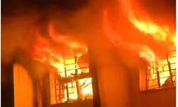 UAE-based Indian sustains 90% burn injuries while trying to save wife after fire in apartment