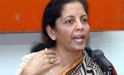 No timeline to remove I-T exemptions: Nirmala Sitharaman