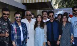 The Kapoor Khandaan came together to unveil an