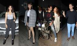 Bollywood celebrities attended the special screening of