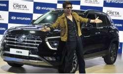 Shah Rukh Khan unveiled the all-new Hyundai Creta at the