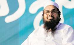 Pakistan court shifts cases against Hafiz Saeed to Lahore