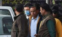 Jail no. 3 - 'bookie' Sanjeev Chawla's address in Tihar