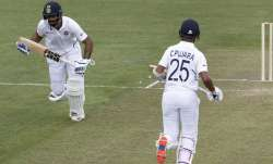 Vihari's ton, Pujara 93 only positives from Day 1 of India's warm-up game against NZ XI