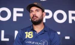 Former India all-rounder Yuvraj Singh