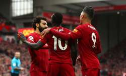 Liverpool are presently 25 points clear at the top