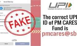Beware! Fake PM CARES Fund UPI ID circulated, Govt warns
