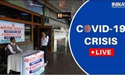 Coronavirus Live Updates