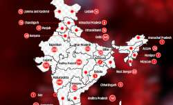 total corona cases,confirmed coronavirus cases,Coronavirus in India live updates,how many corona cas