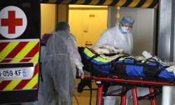 COVID-19: France's coronavirus deaths top 8,000; 70,478