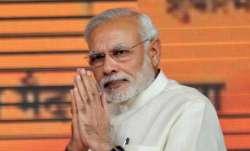 PM Modi/File