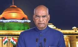 President Ram Nath Kovind/File Image