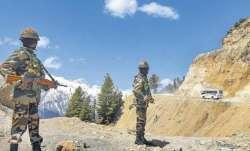 Diplomatic talks between India, China underway to resolve standoff