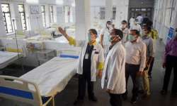 No shortage of beds for COVID-19 patients in Delhi: Satyendar Jain