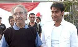 Rare and unseen photos of the stunt director Veeru Devgan with son Ajay Devgn