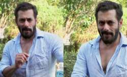 Salman Khan launches grooming and personal care brand 'FRSH' on Eid