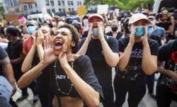 floyd death protests summit united states corona pandemic