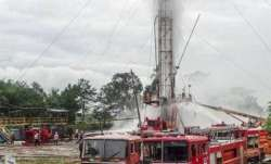 Singaporean experts to try check Assam oil well gas leak